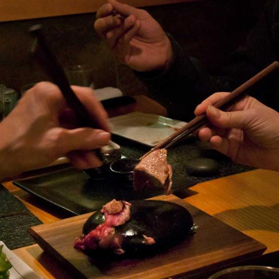 izanami dinner menu