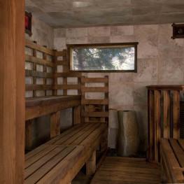 Women's Communal Sauna