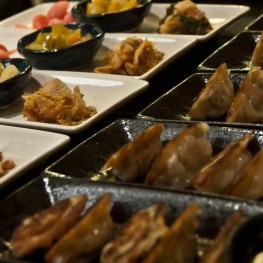 Food at izanami