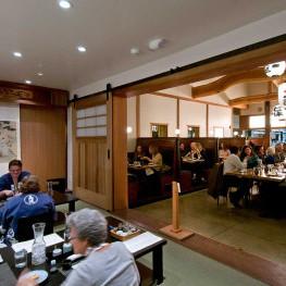 Inside izanami restaraunt