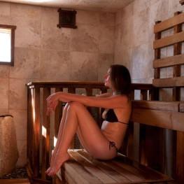 kojiro sauna