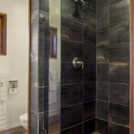 Moonlet shower
