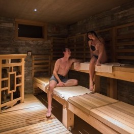 new wave sauna