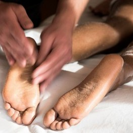 salt feet