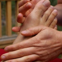 Ashi Anma Foot Treatment 1