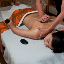 Deep Stone Massage 2