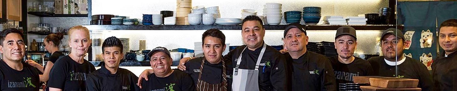 Izanami Culinary Team