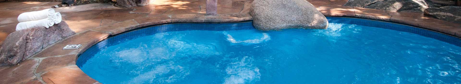 Hot Tubs at Ten Thousand Waves